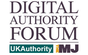 The Digital Authority Forum logo