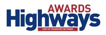 Highways Awards 2018 logo