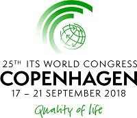 The 25th ITS World Congress logo